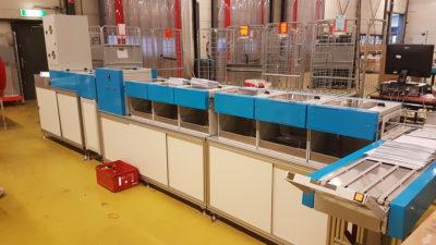 Isi12000®,mail sorting machine,control software Isiflex,Isiflex®,Isiread