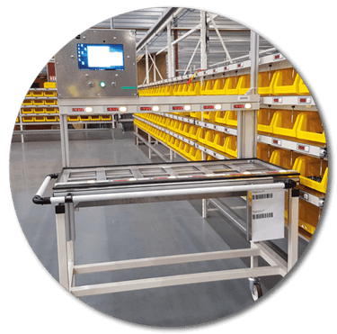 Isipick by Balance,products isitec,optimise inventory,increase productivity,eliminate errors order picking,make logistic operations zero paper
