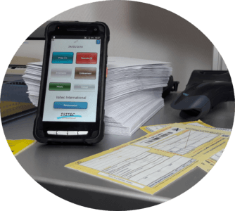 Isitrac®,traceability software,Improve the traceability of mail and parcel flows
