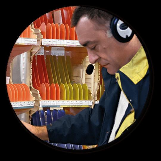 Isivoice Mobile Senso®,Mobile solution to support the sorting,Isivoice Mobile,Mobile SENSO app,Isivoice,sorting by voice recognition