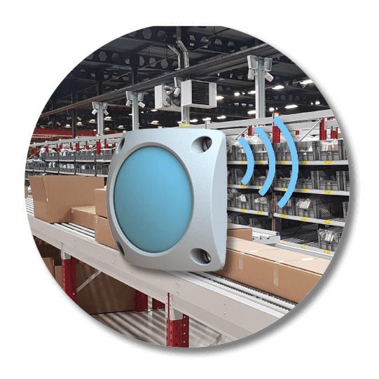 Smart Kanban®,wireless button solution,IOT,ERP or WMS systems
