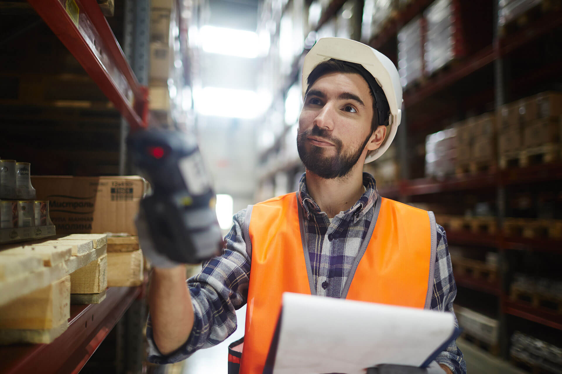 Industry,Manufacturing,improve productivity,Optimise the logistics flow