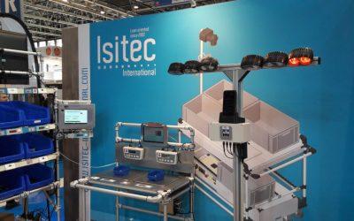 Sort To Light – Le nouveau système de Pick To Light d'Isitec International