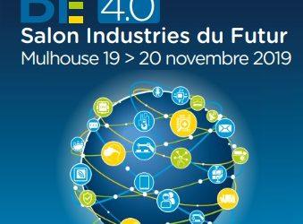 Salon Industries du future Mulhouse 2019