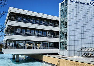 BUSINESS CASE: GRUNDFOS KITTING ZONE