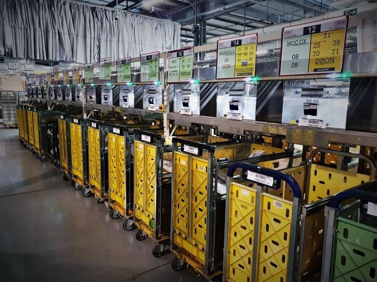 Isisort,sorting machine,wheel sorter