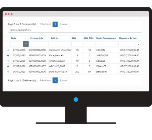 isitrac stock management software