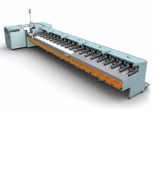mars solystic sorting machine